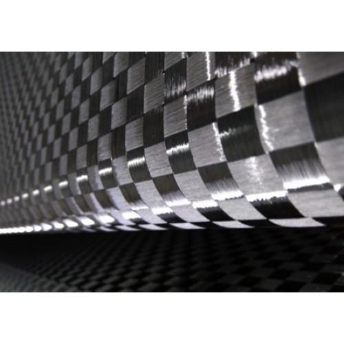 Kolfiber plain spread 193g/m2